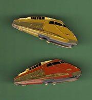 TGV *** Lot De 2 Pin's Differents *** 0092 (25) - TGV