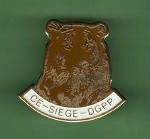 TIGRE *** CE-SIEGE-DGPP *** 0092 (25) - Animals