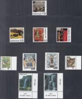FÄRÖER Jahrgang 1999, Postfrisch **, 348-367, Komplett, Versorgungsschiff, Europa, Vögel, Inseln, Gemälde, Weihnachten - Färöer Inseln