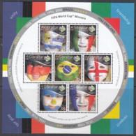 GIBRALTAR  1158-1164, Kleinbogen Postfrisch **, Fußball-Weltmeisterschaft, Deutschland, 2006 - Gibraltar
