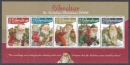 GIBRALTAR  Block 74, Postfrisch **, Weihnachten, 2006 - Gibraltar