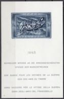 SCHWEIZ  Block 11, Postfrisch **, Schweizer Spende An Die Kriegsgeschädigten 1945 - Blokken
