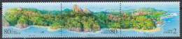 CHINA  3437-3439, Postfrisch **. Gulangyu-Insel 2003 - 1949 - ... Volksrepublik
