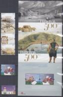 MADEIRA  Jahrgang 2008, Postfrisch **, 282-285, 288, 290 + Block 39-41 - Madère