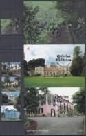 MADEIRA  Jahrgang 2011, Gestempelt, 3008, 310-313 + Block 49-51 - Madère