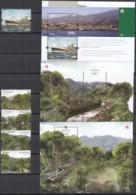 MADEIRA  Jahrgang 2012, Postfrisch **, 316, 318-321 + Block 52-54 - Madère