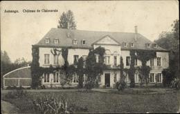 Cp Aubange Wallonien Luxemburg, Chateau De Claimarais - Autres