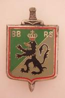 88° Régiment De Soutien - Drago Vers 1970 - S05I - - Armée De Terre
