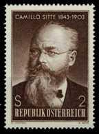 ÖSTERREICH 1968 Nr 1258 Postfrisch S57F986 - 1945-.... 2. Republik