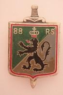 88° Régiment De Soutien - Drago Vers 1990 - S052 - - Armée De Terre