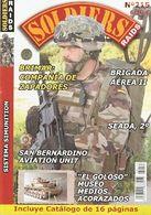 Revista Soldiers Raids Nº 215. Rsr-215 - Revues & Journaux