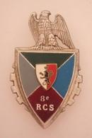 8° Régiment De Commandement Et De Soutien - Fraisse Vers 1990 - S053 - - Armée De Terre
