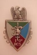 10° Régiment De Commandement Et De Soutien - Delsart Vers 1990 - S054 - - Armée De Terre
