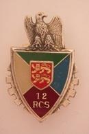 12° Régiment De Commandement Et De Soutien - Drago Vers 1990 - S055 - - Armée De Terre