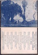 Argentina - Carte - Argentine Forest Society - Festival National De L'arbre - 1922 - Cygnus - Árboles