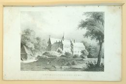 Cloître Ter Apel (NL)/ Klooster Ter Apel, Groningen/ Cloister Ter Apel (NL), 1842 - Lithographies