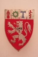 Groupement De Moyens Généraux 5 - Drago Vers 1970 - S057 - - Armée De Terre