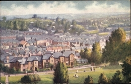 Artiste Cp Newton Abbot Devon England, Blick Auf Den Ort, Tuck 7433 - Angleterre
