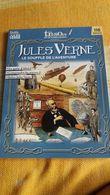 REVUE TRESORS DE LA LITTERATURE JULES VERNE LE SOUFFLE DE L AVENTURE 116 PAGES FORMAT 21 PAR 27.5 CM - Autres