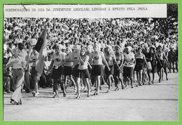Luanda - REAL PHOTO - Comemorações Do Dia Da Juventude Angolana Levadas A Efeito Pelo JMPLA - Angola - Portugal - Angola