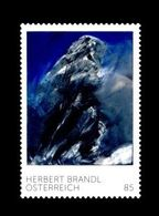 Austria 2020 Mih. 3536 Modern Art. Painting Of Herbert Brandl. Mountains MNH ** - 2011-... Unused Stamps