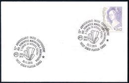 Italia Italy (2018) Annullo Speciale/special Postmark: Torino; Minerali Mineralogia / Minerals Mineralogy - Mineralien