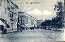 Cp Livorno Toscana, Viale Regina Margherita - Autres