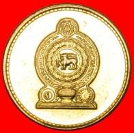 · LION: SRI LANKA ★ 1 RUPEE 2011 MINT LUSTER! LOW START★NO RESERVE! - Sri Lanka