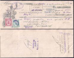 España - Barcelona - Pagaré - Tover & Co. - 1935 - Cygnus - Espagne