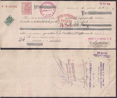 España - Bilbao - Pagaré - Banco Guipuzcoano - 1938 - Cygnus - Espagne