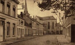 RANST  O.L. Vrouw Straat (Onze Lieve Vrouwstraat) - Kerk  ANVERS ANTWERPEN - Ranst