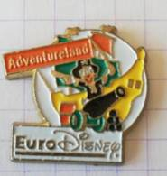 Pin's - EURODISNEY-ESSO - Adventureand - Disney