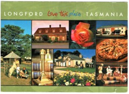 Longford Multiview, Tasmania - Unused - See Notes - Australia