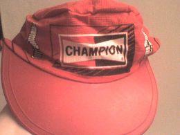 Casquette Neuve Marque Champion  Etait Disponible Sur Les GP De F1 Aux Environs De 1990 - Automobilismo - F1