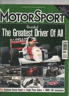 Motorsport 1999 The 100 Greatest Drivers Ayrton Senna Fangio Philippe Etancelin Ascari Niki Lauda - Sports