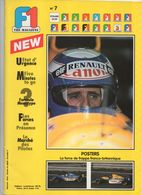Magazine Kyalami 1993 Martin Brundle Damon Hill Alain Prost Mika Hakkinen Michael Schumacher - Sport