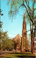 Connecticut Waterbury St John's Episcopal Church - Waterbury