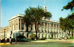 Connecticut Waterbury City Hall - Waterbury