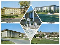 (B 1) Australia  - ACT - Canberra University - Canberra (ACT)