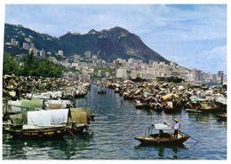 (B 1) Hong Kong Thyphon Shelter - Chine (Hong Kong)