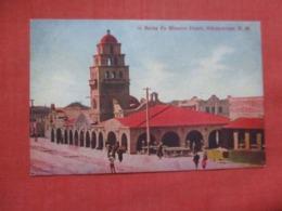 Santa Fe Mission Depot   New Mexico > Albuquerque    Ref 4190 - Albuquerque