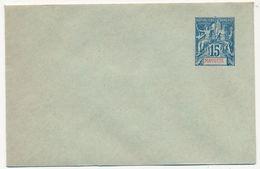 MAYOTTE - Entier Enveloppe 15c - EN2 - Neuve - Entiers Postaux & Prêts-à-Poster