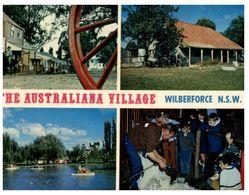 (B 3) (Australia) NSW - Wilberforce Village - Altri