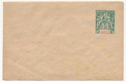 MAYOTTE - Entier Enveloppe 5c - EN1 - Neuve - Entiers Postaux & Prêts-à-Poster