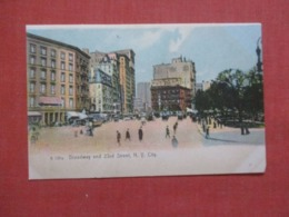 Rotograph  Broadway & 23 Rd Street   New York > New York City         Ref 4192 - Manhattan