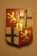 Etat Major De La 5° Région Militaire - FIA Avant 1970 - S058 _ - Armée De Terre