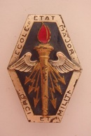 Ecole D'Etat Major - Drago Vers 1970 - S059 - - Armée De Terre