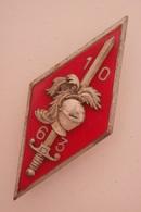 10° Division Blindée Et 63° Division Militaire Territoriale - Arthus Bertrand Vers 1970 - S061 - - Armée De Terre