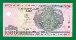 Vanuatu 1000 Vatu ND (2002) P10b UNC - Vanuatu
