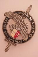 Centre D'Entrainement Commando De La 8° Division - Drago Vers 1970 - S063 - - Armée De Terre